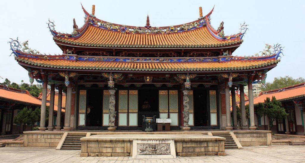 Confucius-temple-chine-taiwan